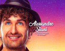 A Cinecittà World lo show tv di Alessandro Siani