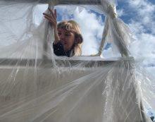 """""""WAKE UP .. è il tuo momento"""", a Latina le opere di 2 street artist contro la violenza di genere"""