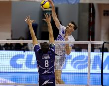 Superlega- La Top Volley Latina cede 0-3 con Ravenna