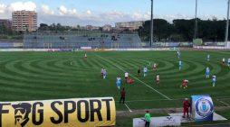 Calcio – Serie D – Aprilia perde in casa con l'Anagni