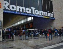37enne bosniaca del campo nomadi di Castel Romano arrestata a Termini: deve scontare un cumulo pene.