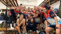 La Virtus Basket Aprilia vince anche contro Esquilino e la scavalca in classifica