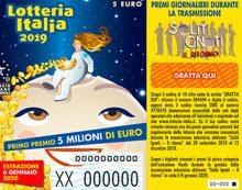 La Lotteria Italia premia anche le città di Frascati, Velletri, Ardea e Pomezia.