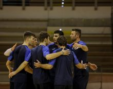 Volley di Superlega: in attesa della ripresa del campionato, la Top Volley Cisterna si allena.