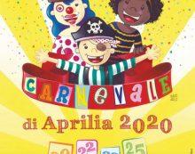 """""""Carnevale Apriliano"""": ecco le date ed i percorsi delle sfilate dei carri e dei gruppi mascherati."""