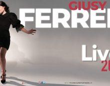 Giusy Ferreri Live 2020, il tour passa per Roma. ASCOLTA Studio 93 e VINCI i biglietti!!!