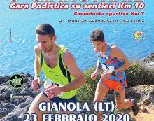 """Questa domenica nel Parco Regionale di Gianola si corre la nona edizione del """"Gianotrail""""."""