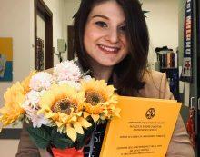 Laurearsi al tempo del coronavirus: Ilaria Pacini di Sermoneta diventa dottoressa via mail