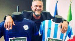 Calcio, il ds dell'Aprilia Alessandro Battisti confermato per il terzo anno consecutivo