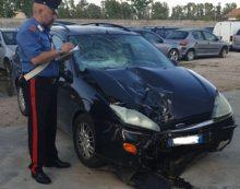 21enne di Aprilia arrestato dai Carabinieri di Latina dopo una rocambolesca fuga.
