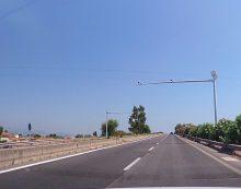 Pontina, Anas installa 5 rilevatori per il traffico tra Aprilia e San Felice Circeo