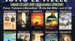 """Aprilia – """"Cinema sotto le Stelle"""", consigliata la prenotazione: sabato 8 agosto il """"Re Leone"""""""