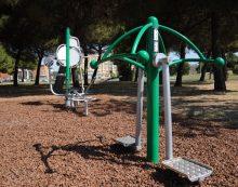 """Inaugurata al Parco San Marco di Latina la prima """"Area Fitness"""" comunale. Le FOTO"""