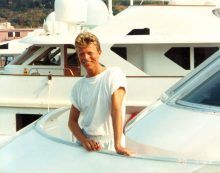 Lo yacht di David Bowie rinasce grazie a Rizzardi