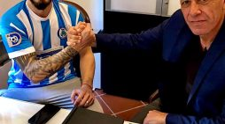 Calcio, l'Aprilia chiude anche con l'attaccante argentino Tomas Pavone