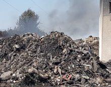 Incendio alla Loas di Aprilia: dati Arpa allarmanti. Valori inquinanti sei volte superiori a quelli rilevati alla Eco X di Pomezia.