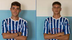 Anzio Calcio – Francesco Pangallo e Daniel Scruci confermati in rosa