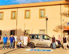 L'Avis di Latina acquista un'auto con la quota del cachet di Sanremo di Tiziano