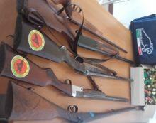 Lite tra vicini a Cori, la polizia sequestra fucili e munizioni per evitare conseguenze