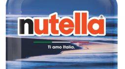 """""""Ti Amo Italia"""", sui vasetti di Nutella anche il Monte Circeo"""