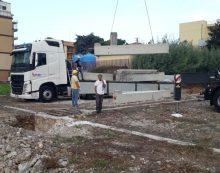 Aprilia, ripartono i lavori per la mensa dei poveri della Fondazione Come Noi FOTO