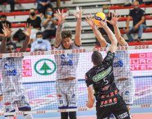 Coppa Italia di Superlega: la Top Volley Cisterna cade a Padova (3-2) ed è fuori dalla competizione.