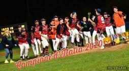 Lions Nettuno campioni d'Italia di Baseball Under 15