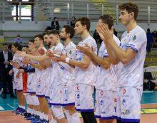 Riprendono gli allenamenti in sicurezza degli atleti della Top Volley Cisterna non colpiti da Covid-19
