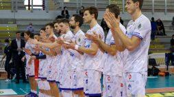 Pallavolo maschile di Superlega: questa domenica la Top Volley Cisterna a Verona in diretta Rai.