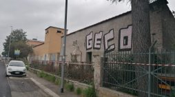"""Denunciato """"Geco"""", il writer di Roma ricercato in tutta Europa"""