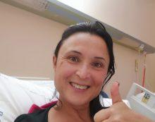 Covid: dopo aver lottato per 40 giorni, la consigliera di Aprilia Alessandra Lombardi  è guarita.