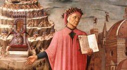 """700 anni dalla morte di Dante: l'omaggio dell'associazione culturale """"La Teca"""" di Anzio."""