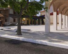 Aprilia, La Casa del Giardino dona al Comune una panchina culturale. Ai Salotti Culturali la spiegazione dell'opera