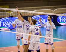 Superlega, la Top Volley Cisterna cede all'Nbv Verona