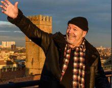 """Vasco saluta Aprilia e l'associazione """"Un ricordo per la Pace"""""""