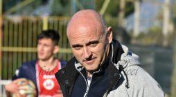 """Il Responsabile del Settore Giovanile del Centro Sportivo Primavera di Aprilia, Tiradossi: """"resistiamo, torneremo ad allenarci presto""""."""