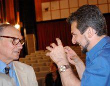 Fondazione Campus Internazionale di Musica  di Latina, due lezioni dedicate dedicate ad Ennio Morricone