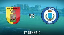 Calcio di serie D: l'Aprilia in trasferta contro il Real Giulianova. Latina ospite del Team Nuova Florida.