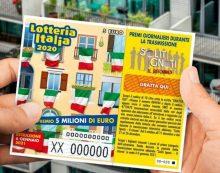 Lotteria Italia: anche quest'anno, nel Lazio un premio di prima categoria. Tanti biglietti vincenti a Roma. A Latina vinti 25mila euro.
