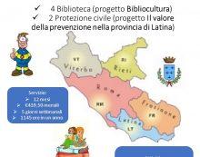 Servizio Civile Universale: presso il Comune di Aprilia, fino all'8 febbraio, è possibile candidarsi per i 6 posti disponibili.