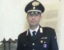 Il comandante della Stazione dei Carabinieri di Sermoneta promosso a Luogotenente
