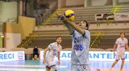 Pallavolo maschile di Superlega: la Top Volley Cisterna si prepara ai play-off 5° posto.