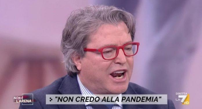 """D'Amato: """"Il medico di Ardea Mariano Amici sospeso per non aver fatto il vaccino anticovid, resta senza stipendio"""". Lui: """"Farò ricorso"""""""