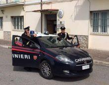Sorpreso con 20 grammi di marijuana negli slip: i Carabinieri denunciano a Minturno un 37enne campano.