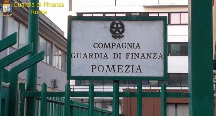 Maxi frode fiscale: la Finanza di Pomezia denuncia 30 persone e sequestra beni per oltre 25 milioni di euro. Organizzazione capeggiata da un avvocato. VIDEO