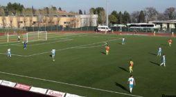 Calcio – Serie D: L'Aprilia cala il poker contro Recanatese. Latina si tiene stretto la vetta ed espugna Muravera
