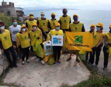 Beach Litter e Spiagge e Fondali Puliti 2021 a Terracina: il resoconto del circolo Legambiente. Le FOTO
