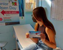 Vaccinazioni anti_Covid: nuovo Open Day Junior questo fine settimana per i ragazzi tra i 12 ed i 16 anni.