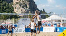 Tutto pronto a Terracina per la seconda tappa dell'ICS Beach Volley Tour Lazio.