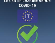 Rilascio delle Certificazioni verdi digitali COVID-19: ecco tutte le info.